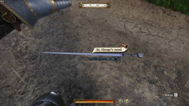 St. George's Sword Overpowered