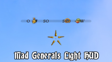Mad Generals Light HUD