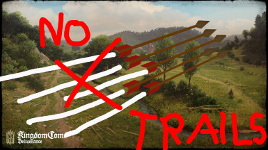 Remove Those Stupid Trails