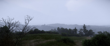 Europe Is Cloudy - Atmospheric ENB