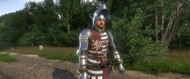 King's Retinue Cuirass