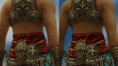 Clothes Re-Upscaled