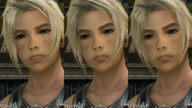 Enhanced Face Textures - Party Pack v5.0