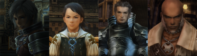 Enhanced Face Textures - Guest Pack