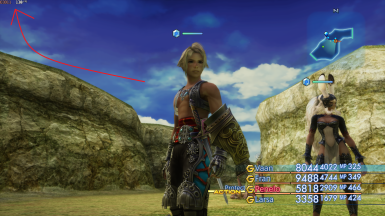 Final Fantasy XII TZA FPS Unlocker
