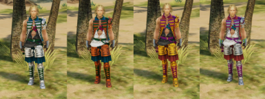 Basch Recolor Pack