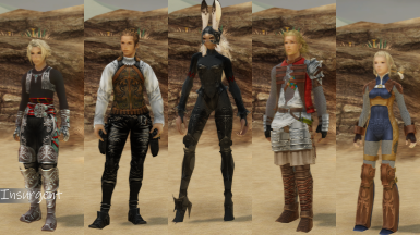 Chainmail Armor - Party Pack v1.4.1