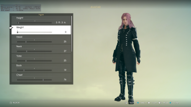 Replace Galahdian Attire with Kingsglaive Jacket