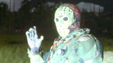 (Friday the 13th The Game) Jason Voorhees Part VII (N_G_I)