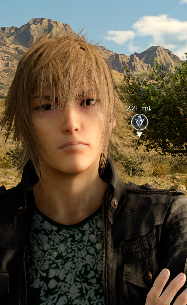 how to change outfit final fantasy xv