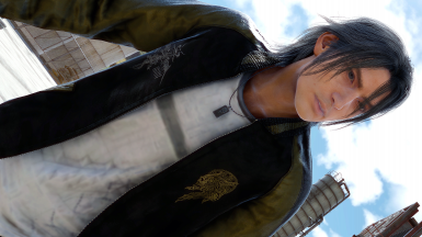 Older Noctis and Gold Lucian Jacket Retexture