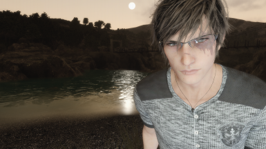 Drenched and Wild - Ignis Default Head Replacements