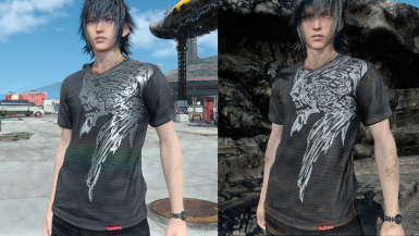 Crest of Lucis shirt