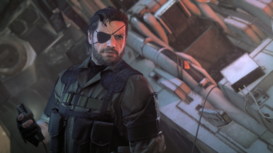 Play as Venom Snake