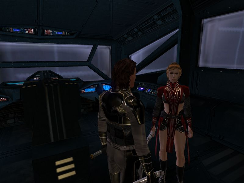 Bastila's Revelation Robes at Knights of the Old Republic ...