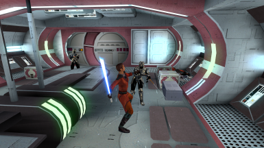 Jedi from the Start at Knights of the Old Republic Nexus - Mods and