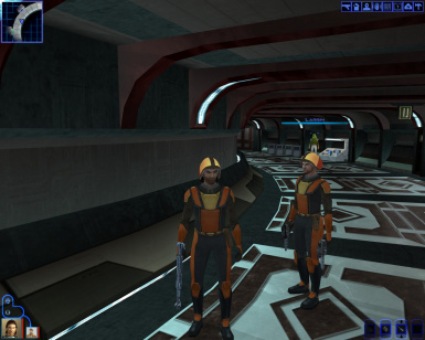 Republic Armor Re Texture at Knights of the Old Republic