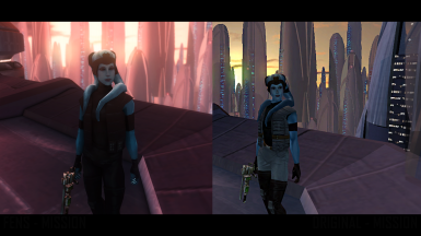 Fens - Reshade at Knights of the Old Republic Nexus - Mods