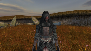 Revan Robes and Star Forge Robes HD - 4X Upscaled Texture