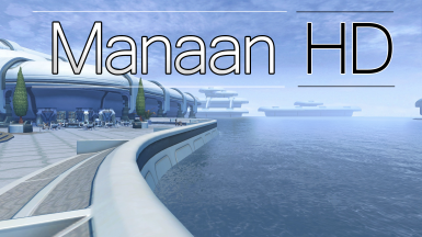 Manaan HD - Ultimate HD Upscale