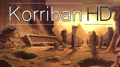 Korriban HD - Ultimate HD Upscale