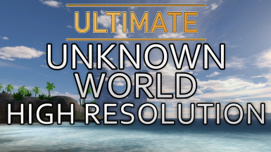 Ultimate Unknown World High Resolution - HD Upscale