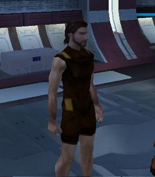 Long Hair for revan
