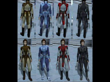 Bastila Robe Replacement