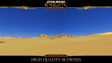 Tatooine No Clouds 2