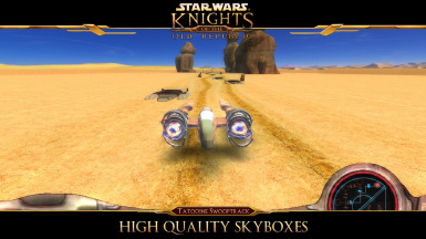 Tatooine Swoop 1
