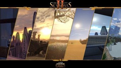 High Quality Skyboxes II