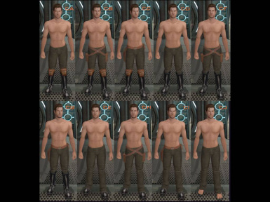Carth's Clothes I (1.2)