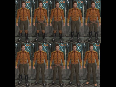 Carth's Clothes III