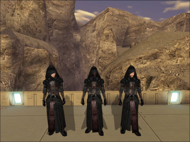 Revan Model Without Cape