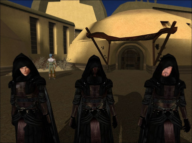Revan Cutscene Forcepower Fix K1