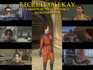 Recruitable Kay