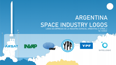 Argentina Space Industry Logos