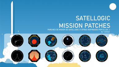 Satellogic Mission Patches