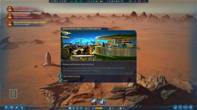 Tech Researched Popup