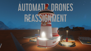 Automatic Drones Reassignment