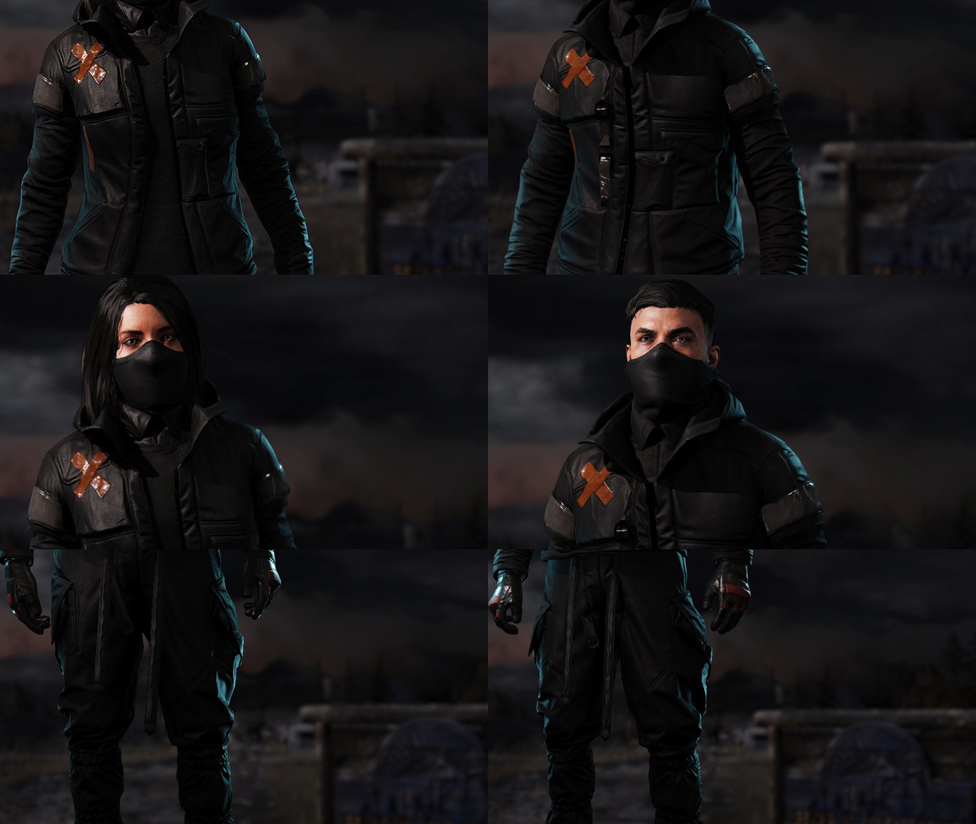 Player Clothing And Heads At Far Cry 5 Nexus Mods And