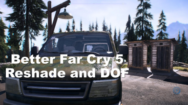 Better Far Cry Reshade and DOF
