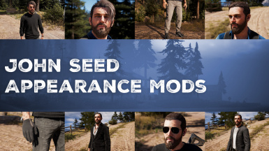 Appearance Mods for John Seed