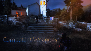 Far Cry 5 - Competent Weapons.