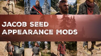 Appearance Mods for Jacob Seed