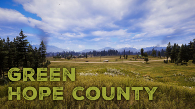 Green Hope County
