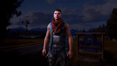 Rocketeer red scarf for male
