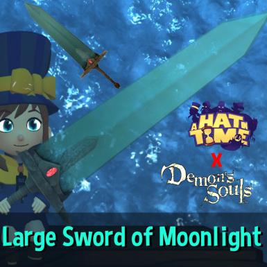 Large Sword of Moonlight Weapon Mod