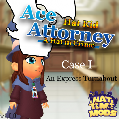 Ace Attorney A Hat in Crime