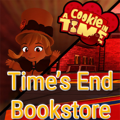 A Cookie in Time Time's End Bookstore